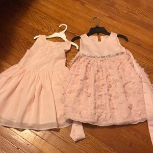Beautiful party dresses perfect condition
